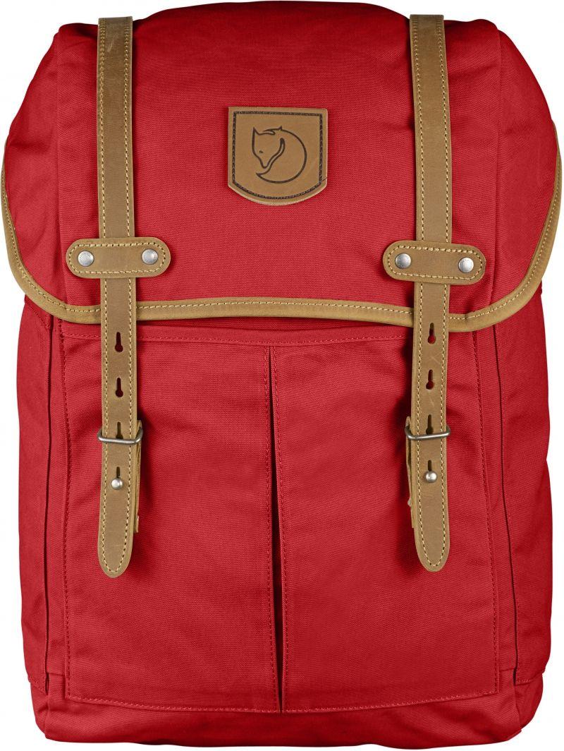 Fjällräven Rucksack No. 21 Medium in Red