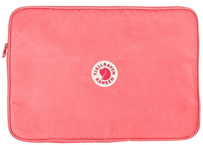 Fjällräven Kånken laptop Case 15 in Peach Pink