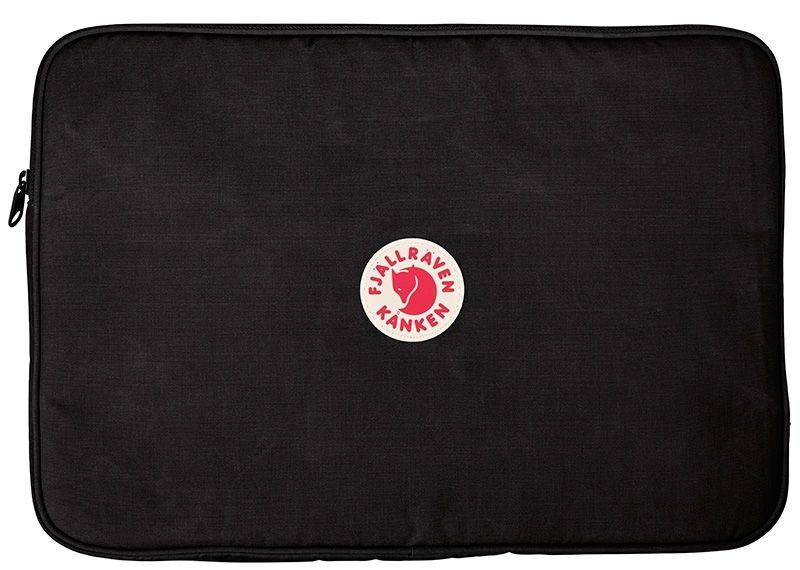 Fjällräven Kånken laptop Case 15 in Black