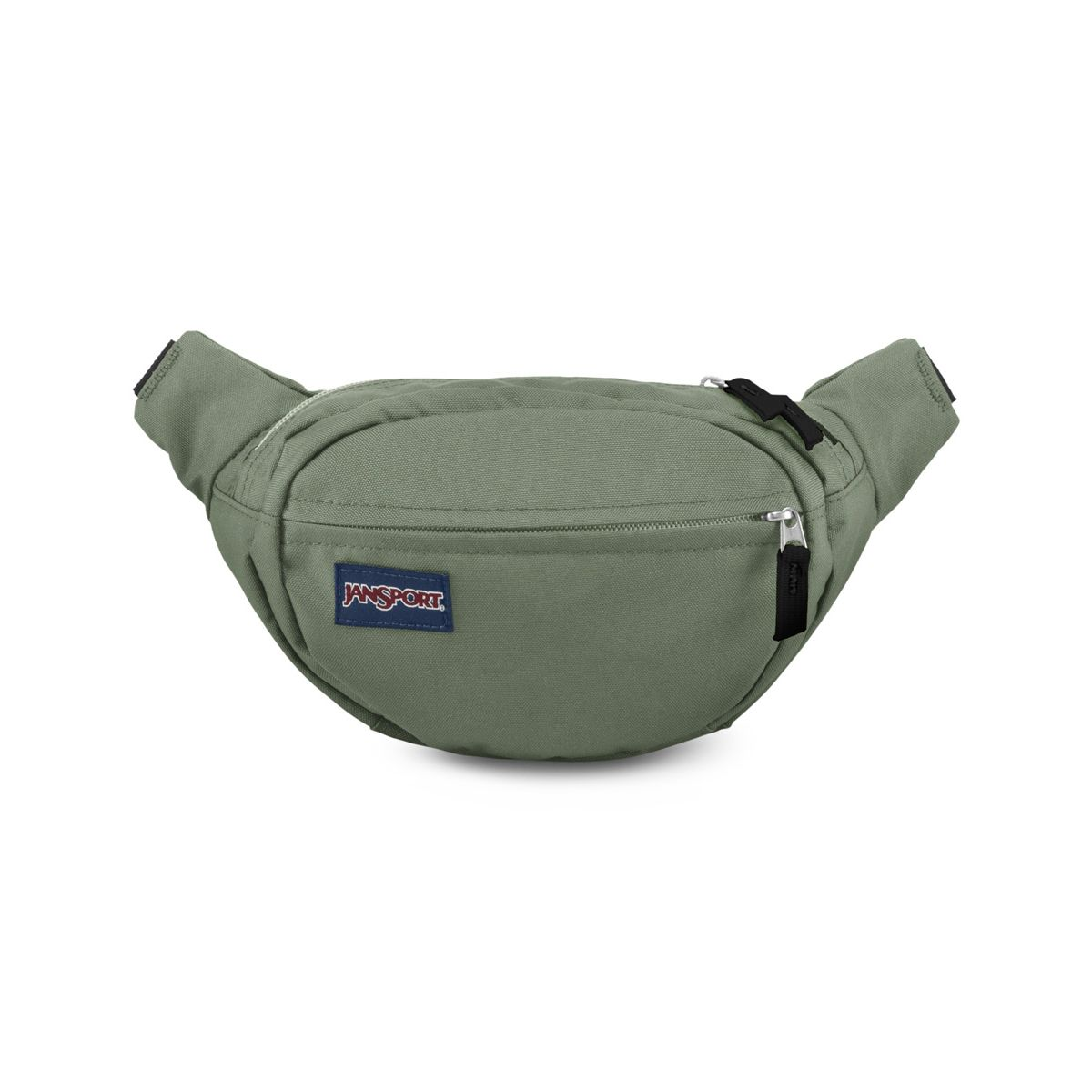 JanSport Fifth Ave Fanny Pack in Muted Green