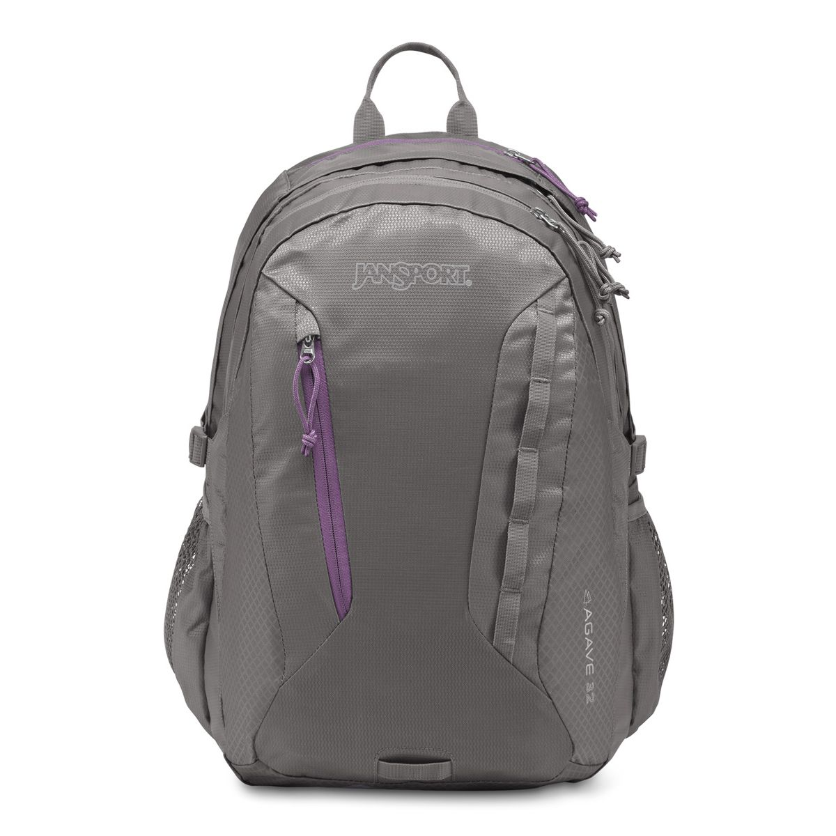 JanSport Women's Agave Backpack in Shady Grey