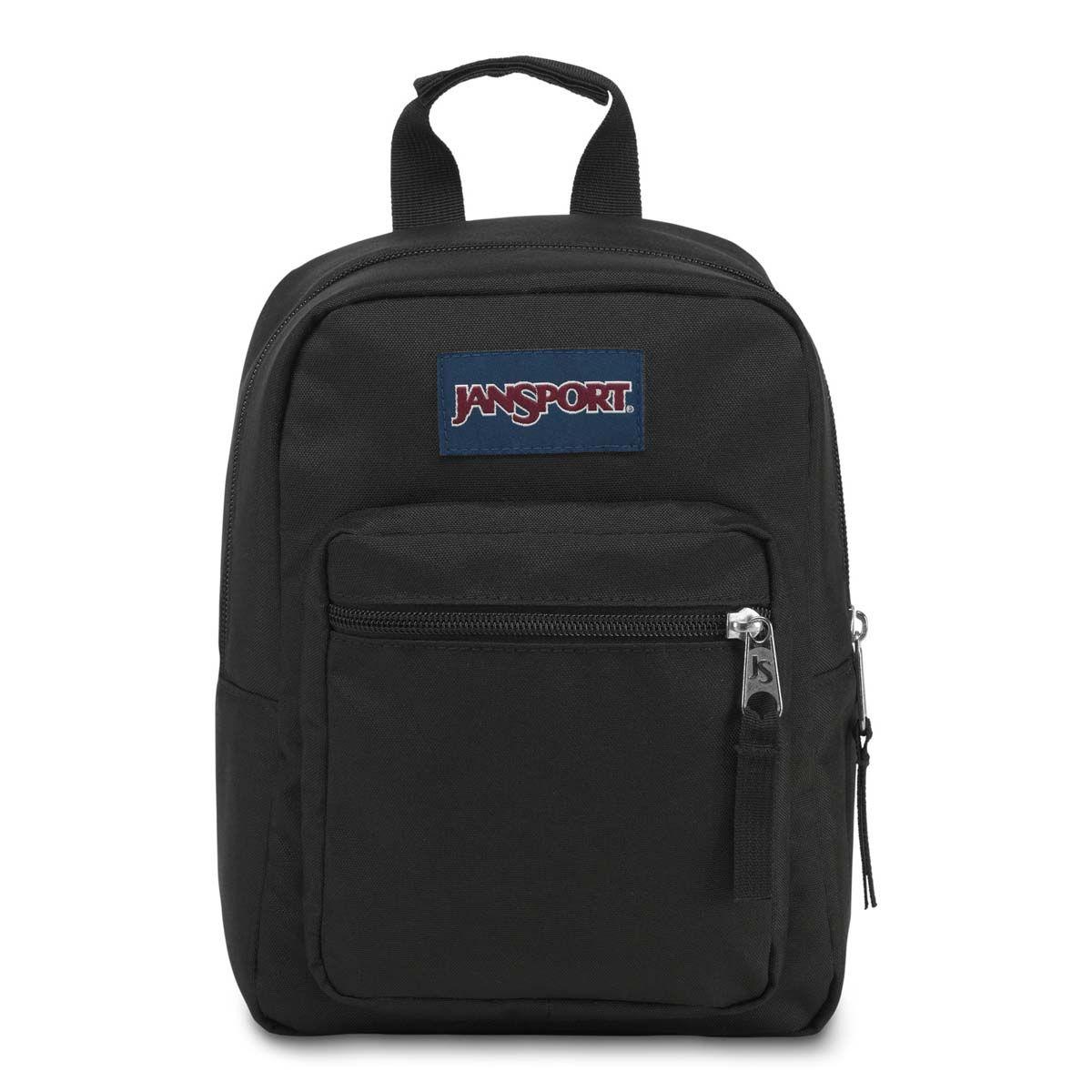 JanSport Big Break Lunch Bag in Black