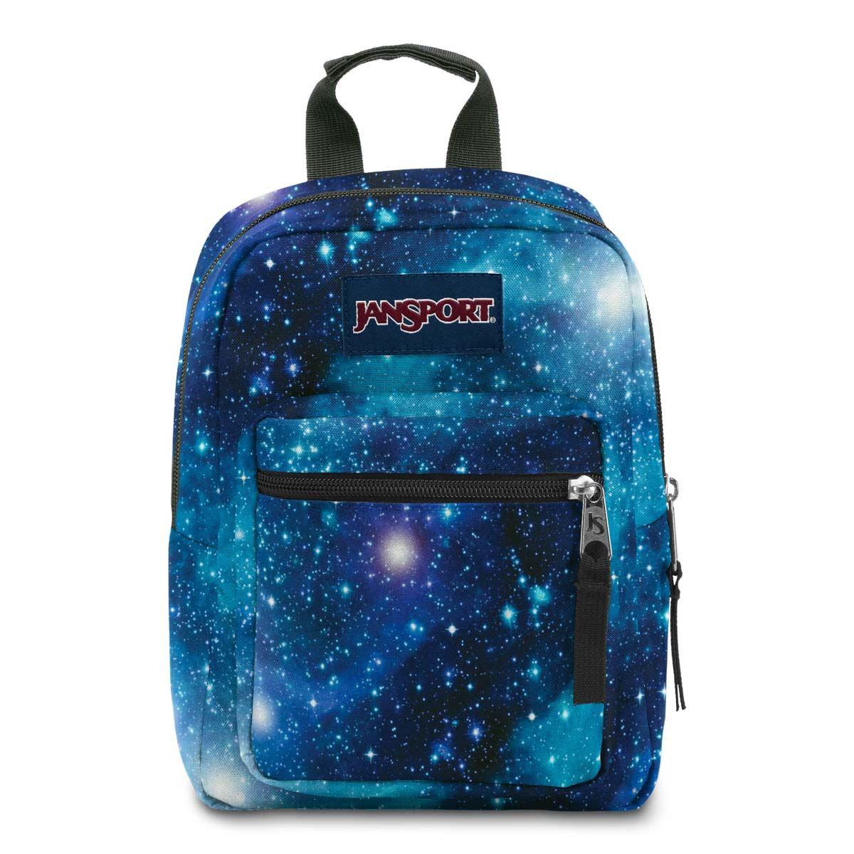 JanSport Big Break Lunch Bag in Galaxy