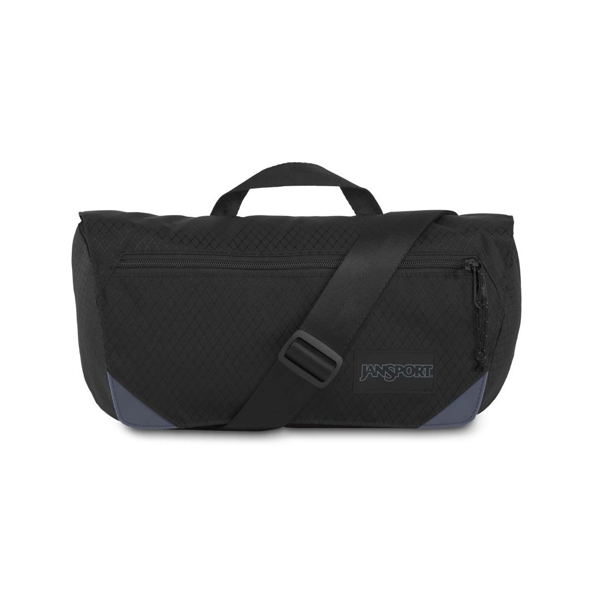 JanSport Street Sling Crossbody Bag in Black Top