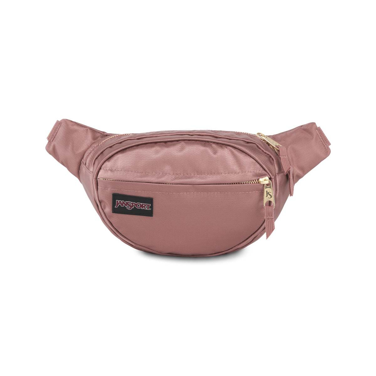 JanSport Fifth Ave FX Fanny Pack in Mocha Gold Premium Poly