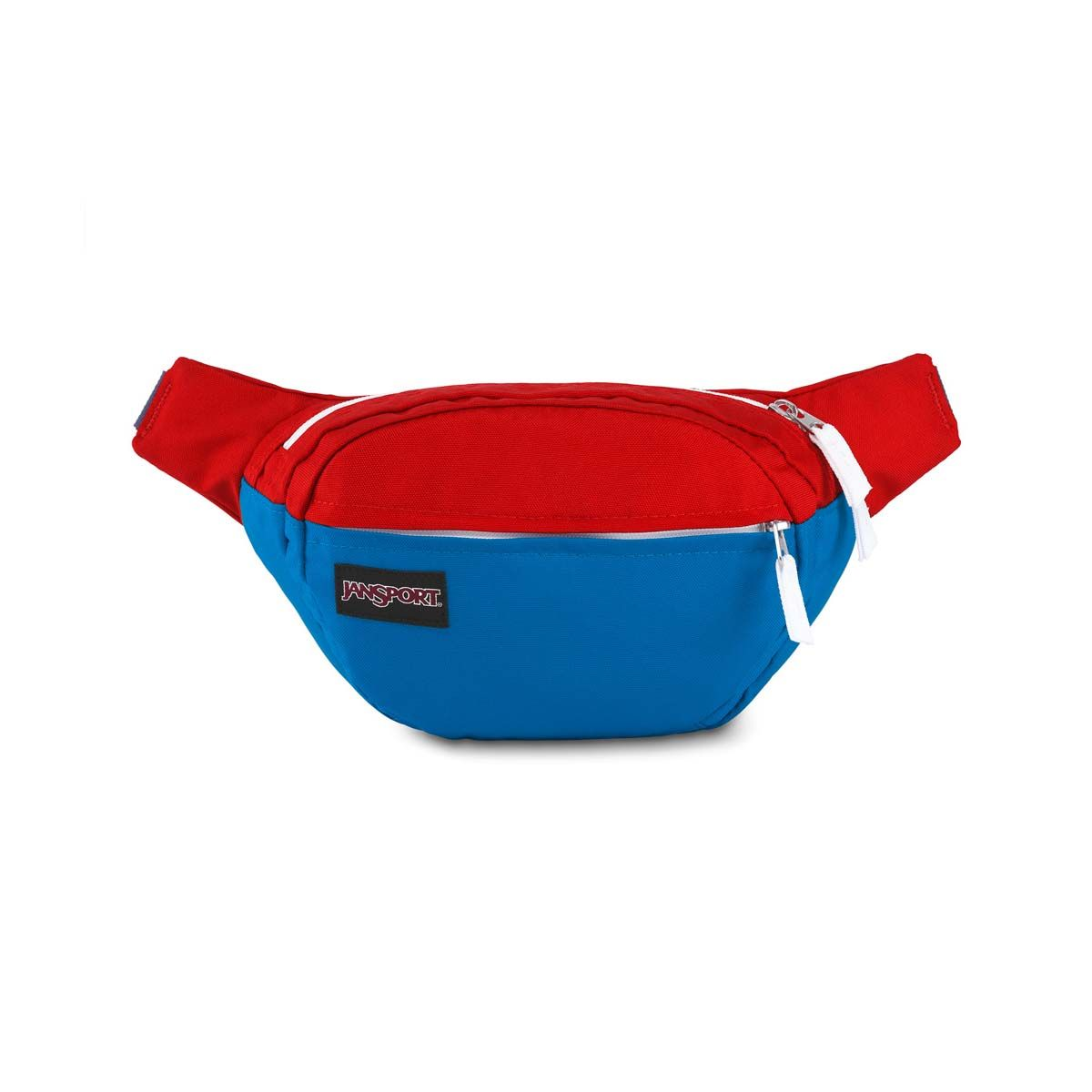 JanSport Fifth Ave Fanny Pack in Red/White/Blue