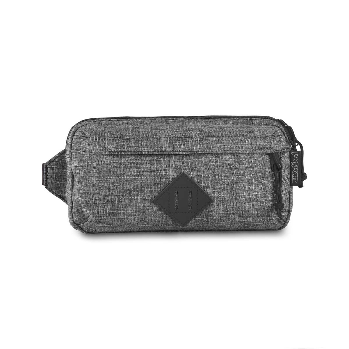 JanSport Waisted Fanny Pack in Heathered 600D