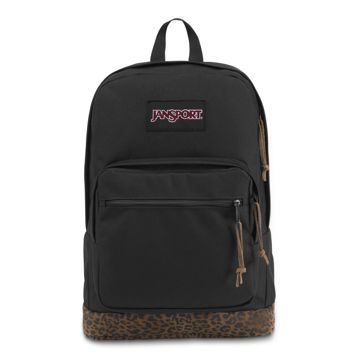 JanSport Right Pack Expressions Backpack in Leopard Boot