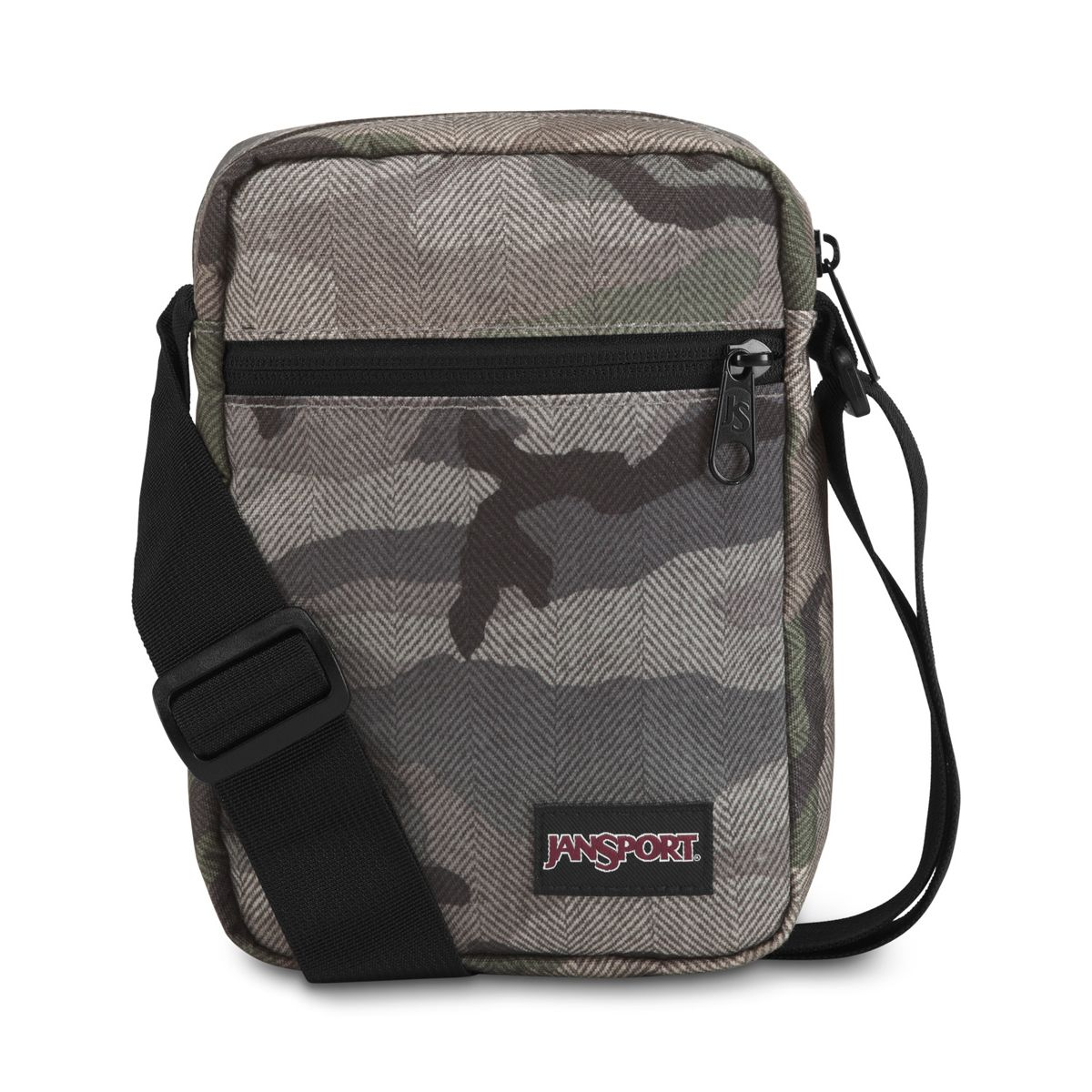 JanSport Weekender FX Mini Bag in Camo Ombre