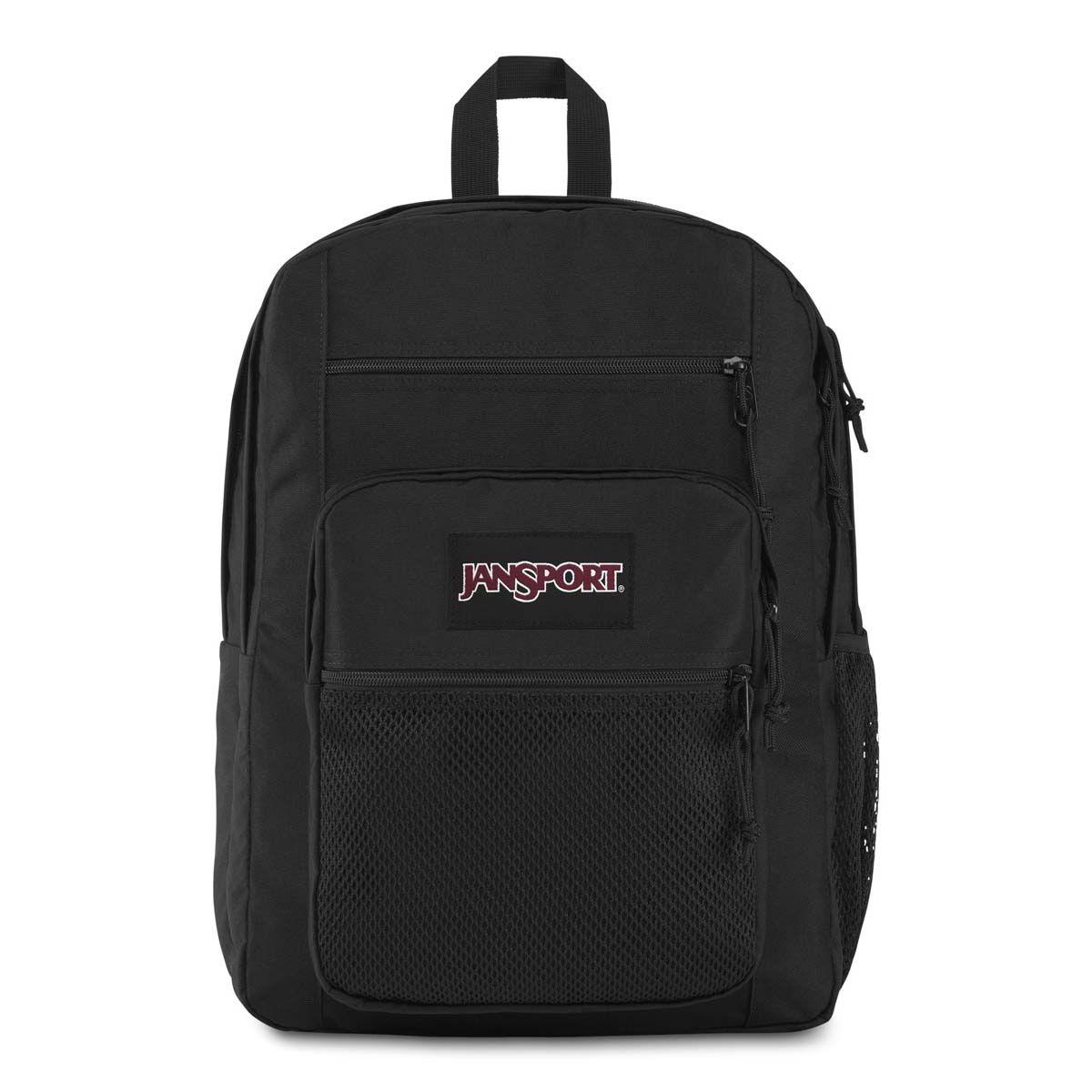 JanSport Big Campus Backpack in Black