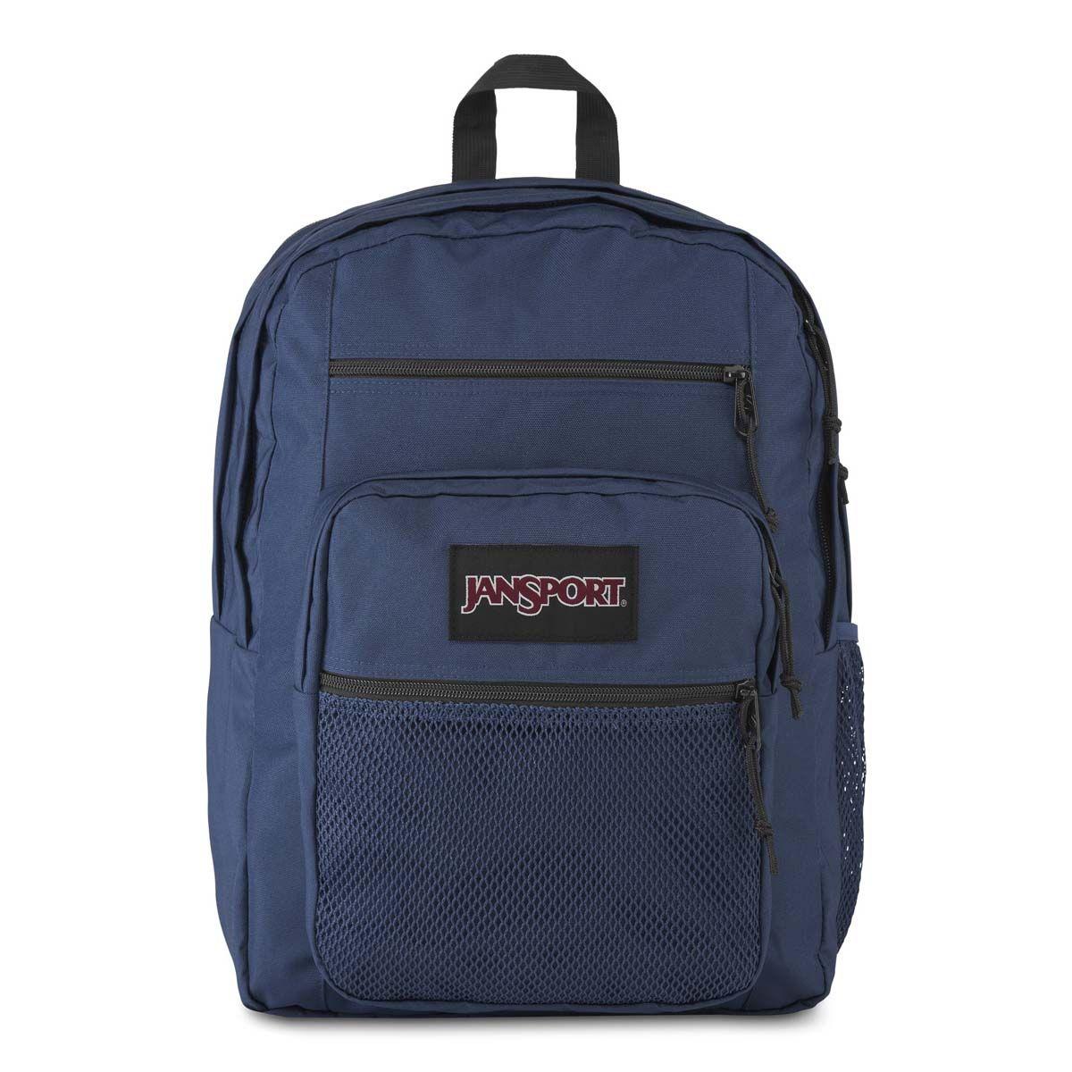 JanSport Big Campus Backpack in Navy