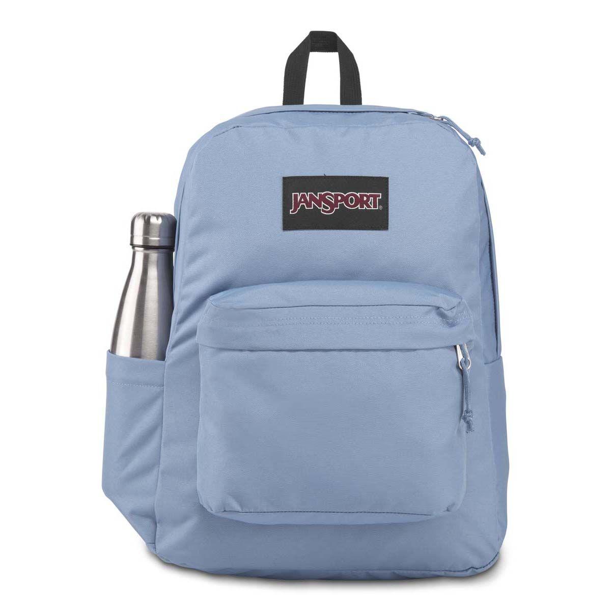 JanSport SuperBreak® Plus Laptop Backpack in Blue Agave