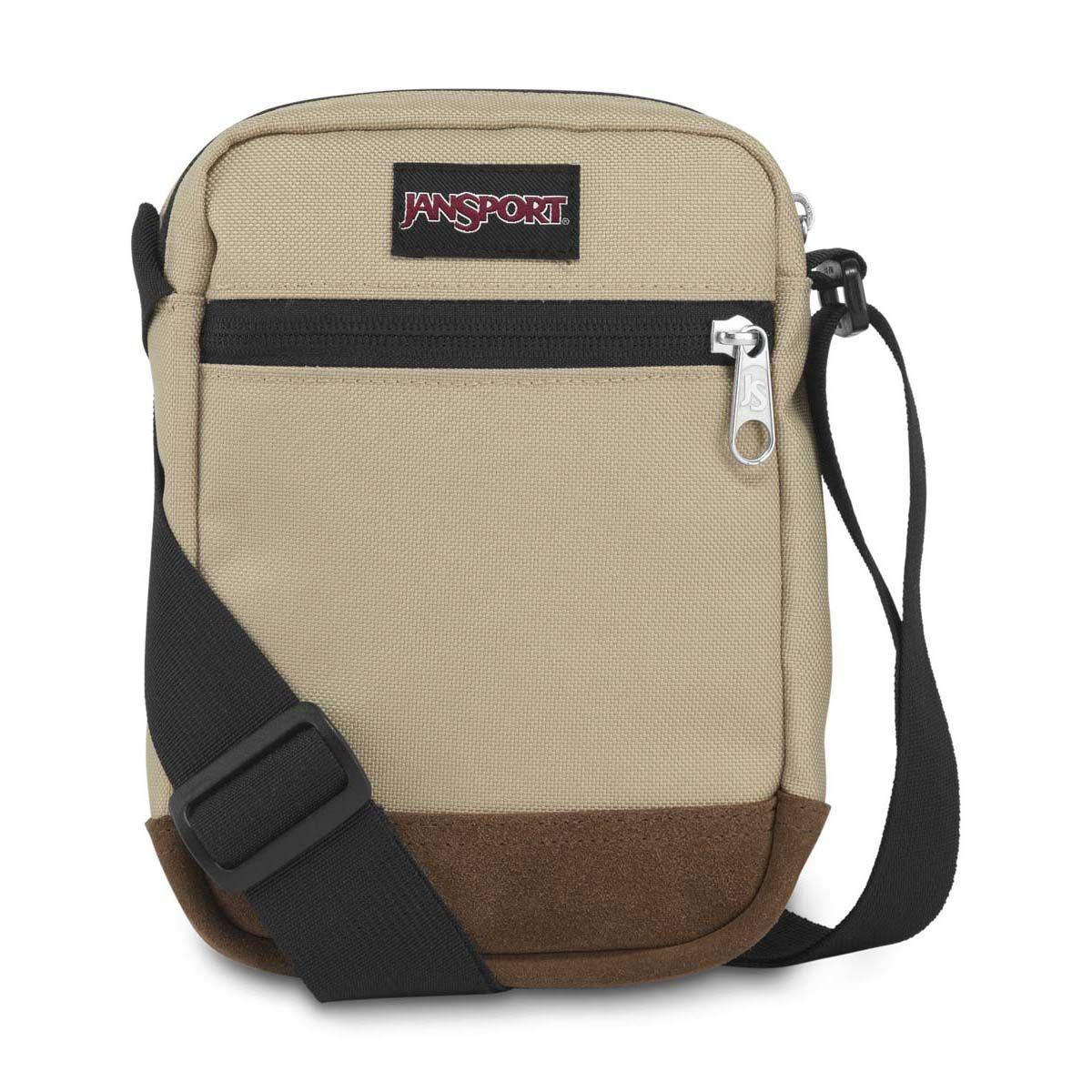 JanSport Weekender Suede Mini Bag in Oyster