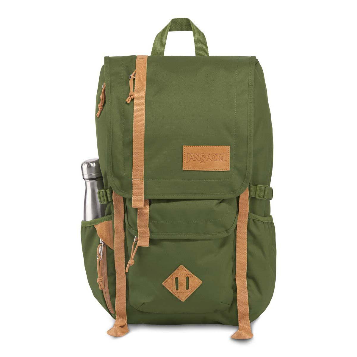 JanSport Hatchet Backpack in New Olive Green