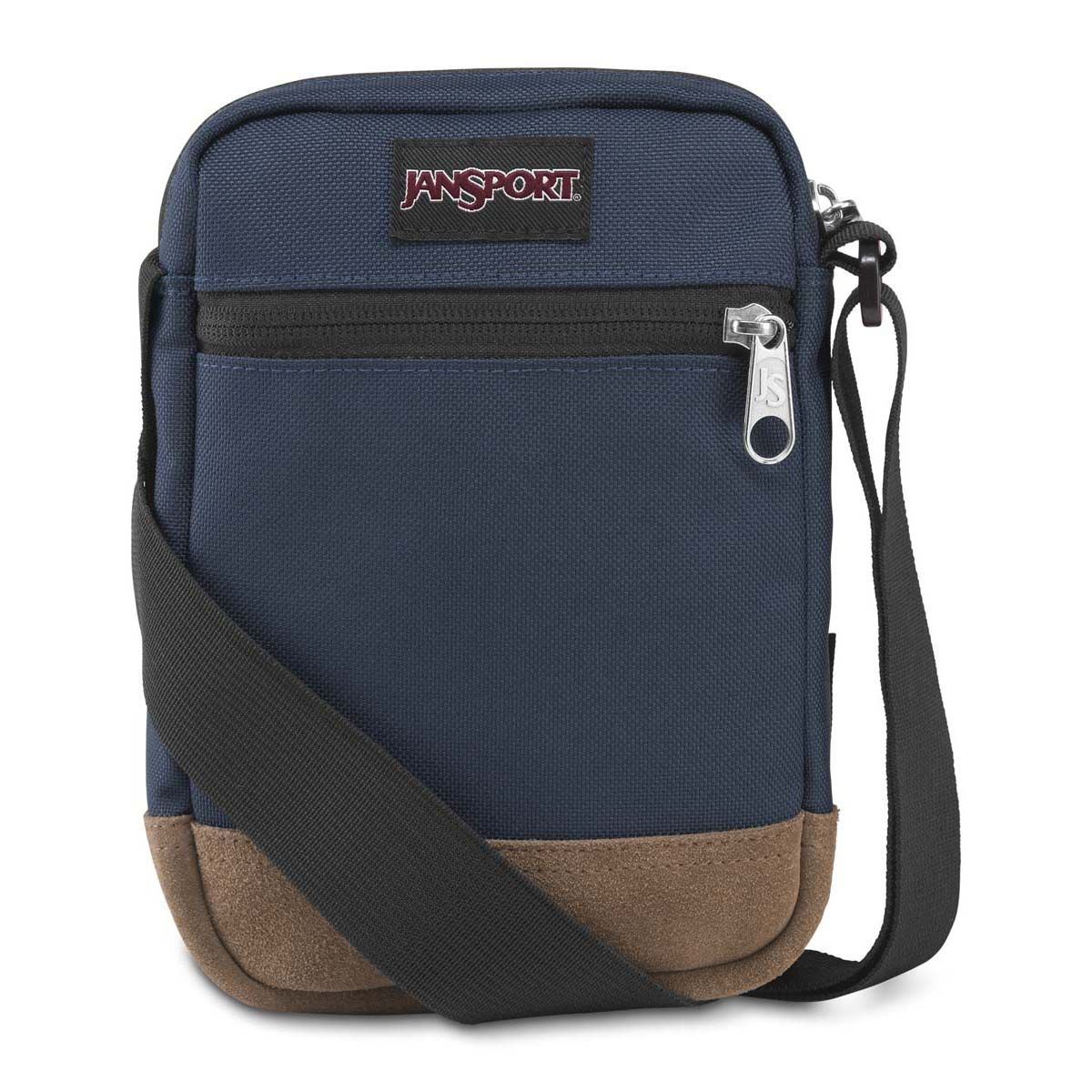 JanSport Weekender Suede Mini Bag in Navy