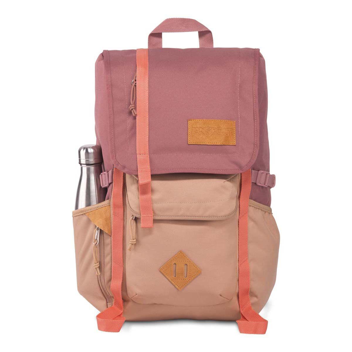 JanSport Hatchet Backpack in Soft Mohair
