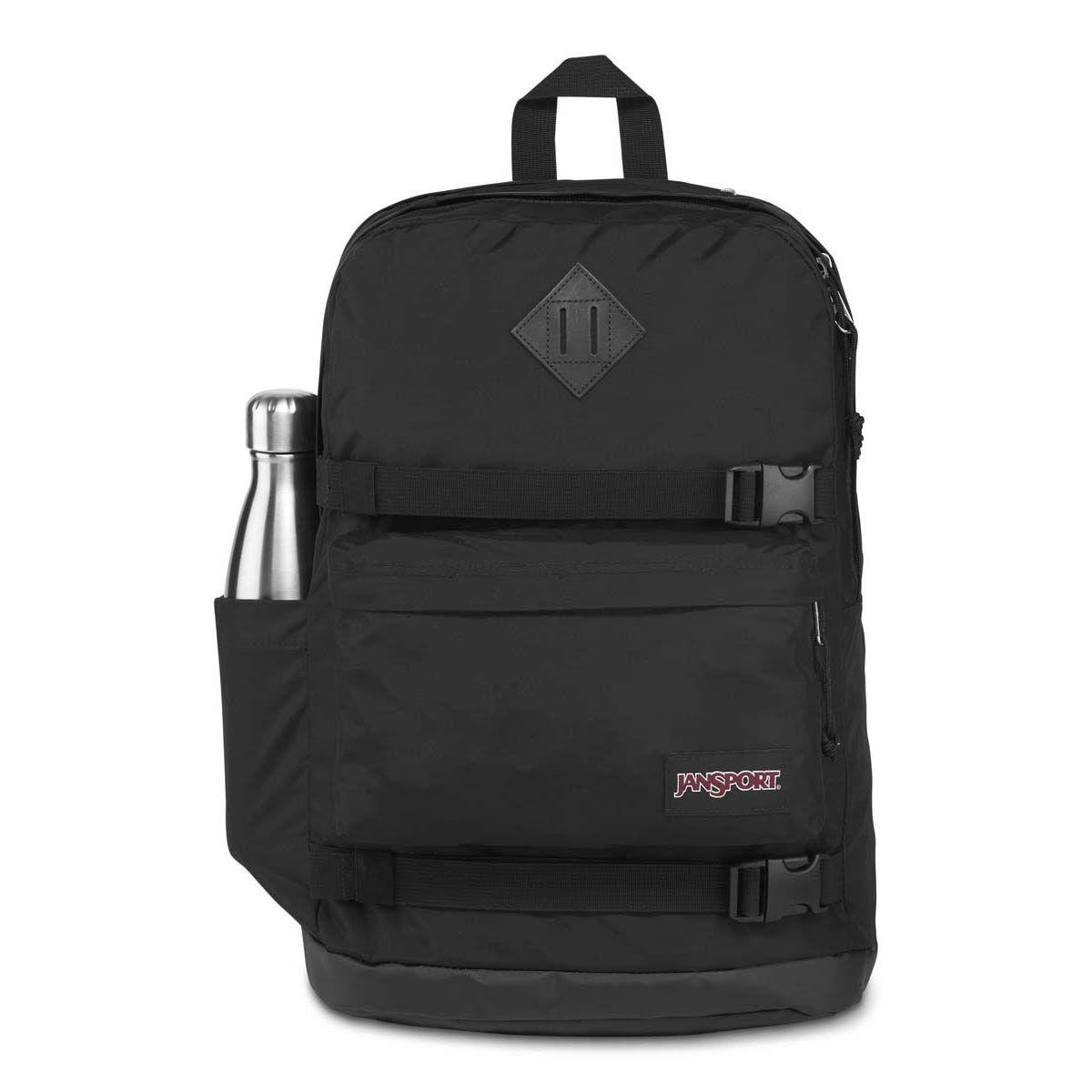 JanSport West Break Backpack in Black