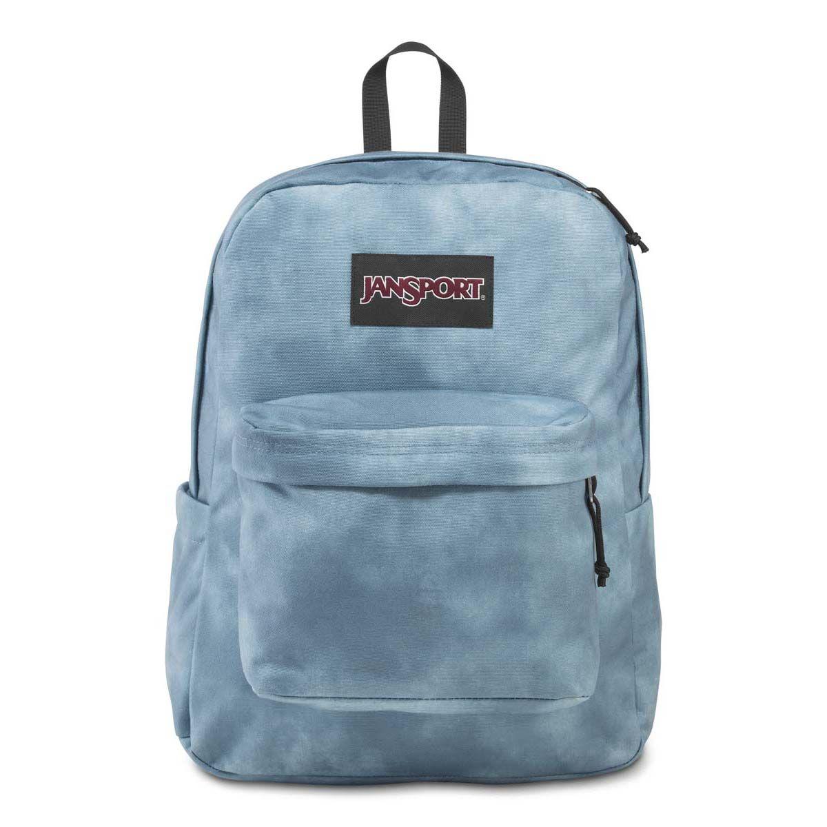 JanSport SuperBreak® Plus FX Backpack in Moon Haze Cali Wash