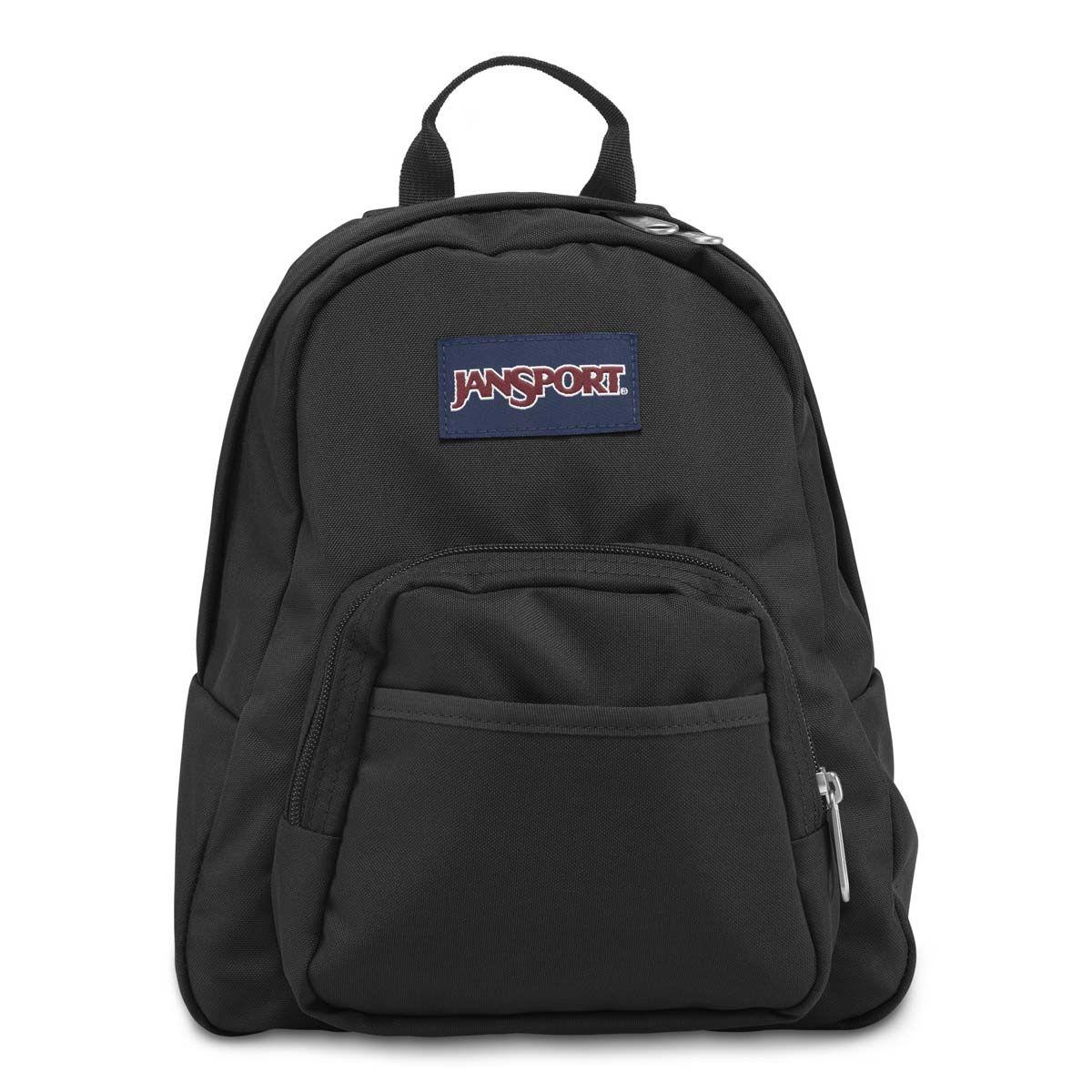 JanSport Half Pint Mini Backpack in Black