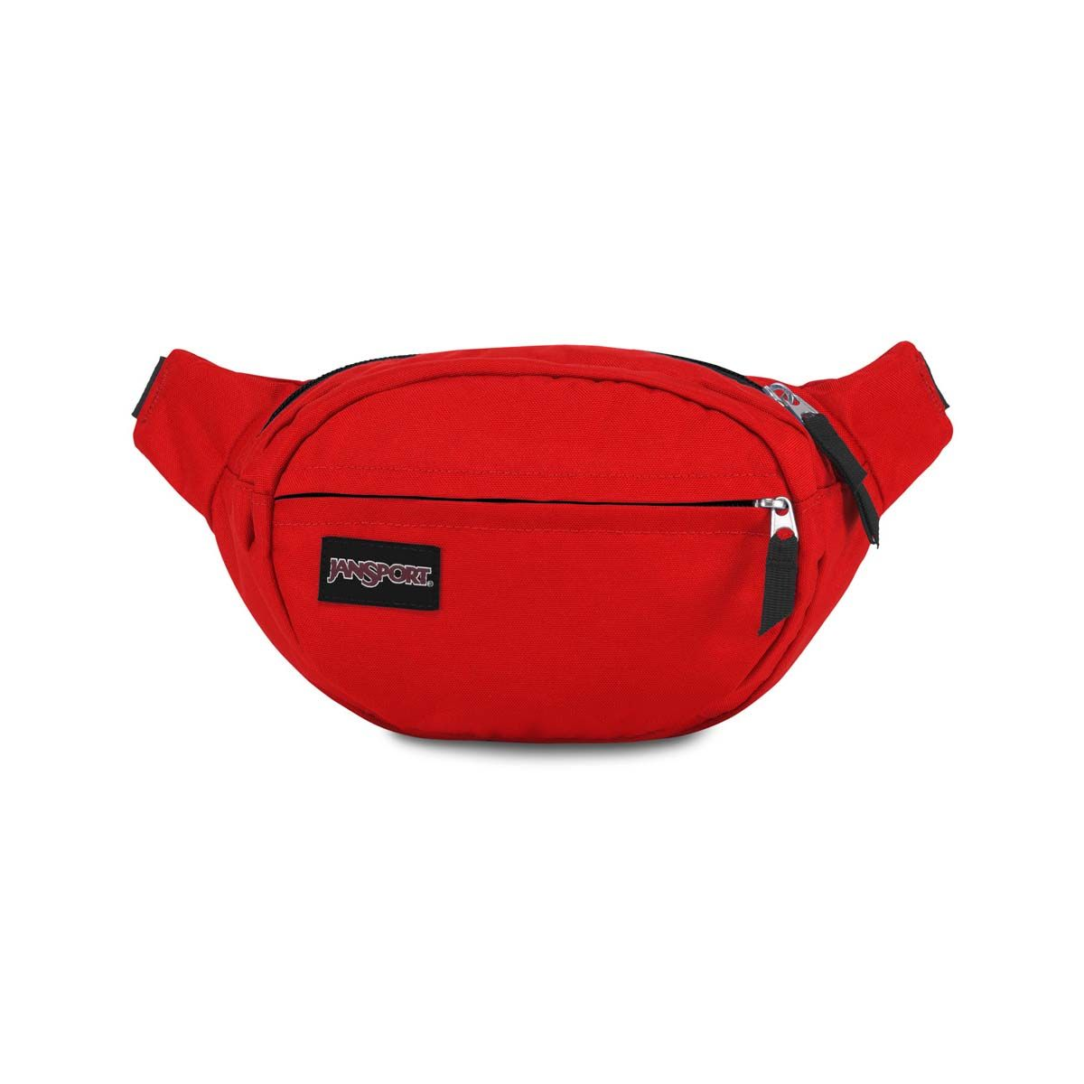 JanSport Fifth Ave Fanny Pack in Red Tape
