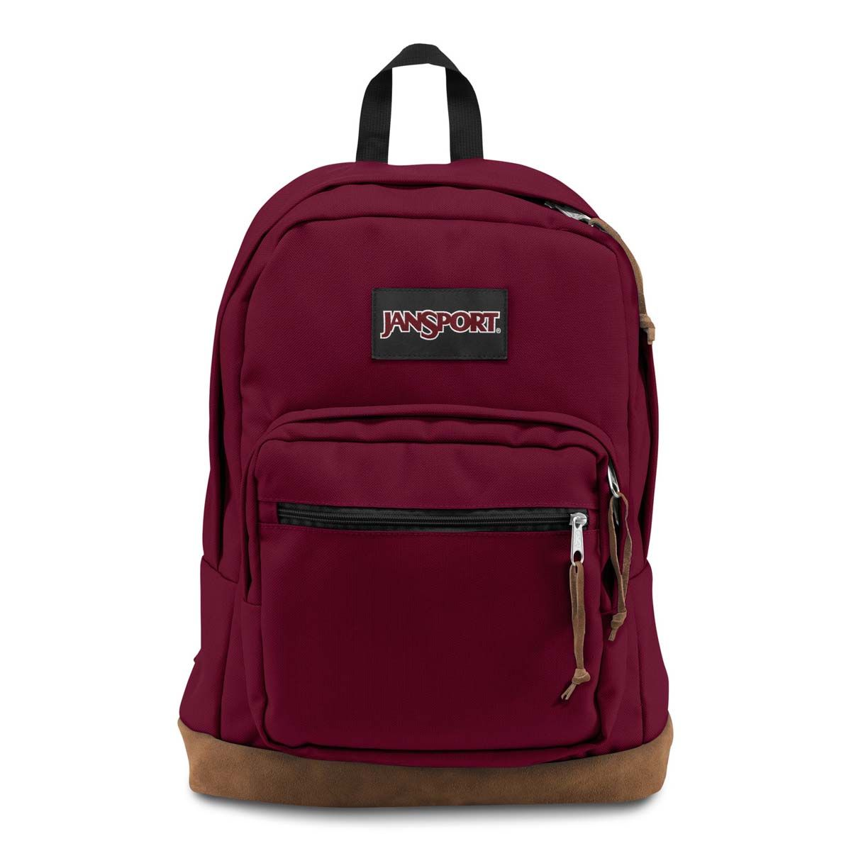 JanSport Right Pack Backpack in Russet Red