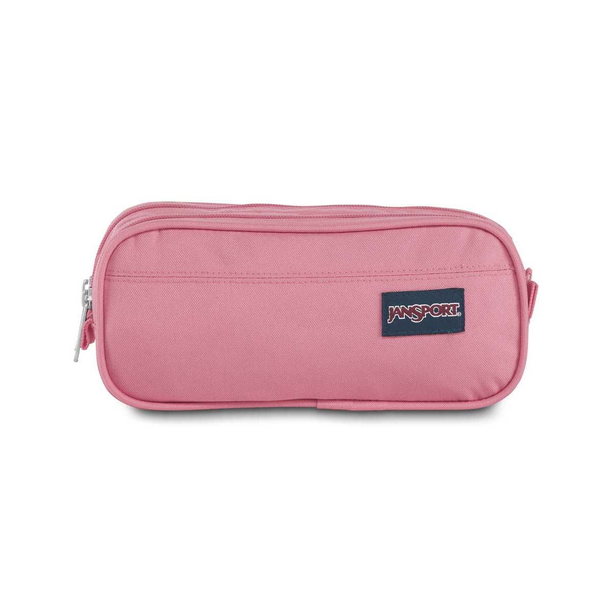 JanSport Large Accessory Pouch in Blackberry Mousse