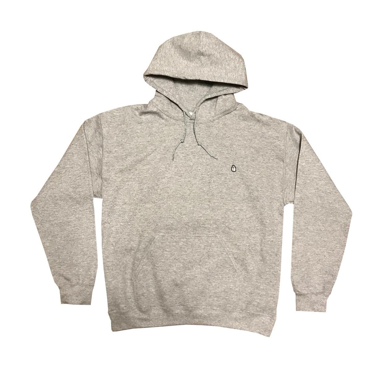 SoYou Clothing Basics Hoodie in Heather Grey
