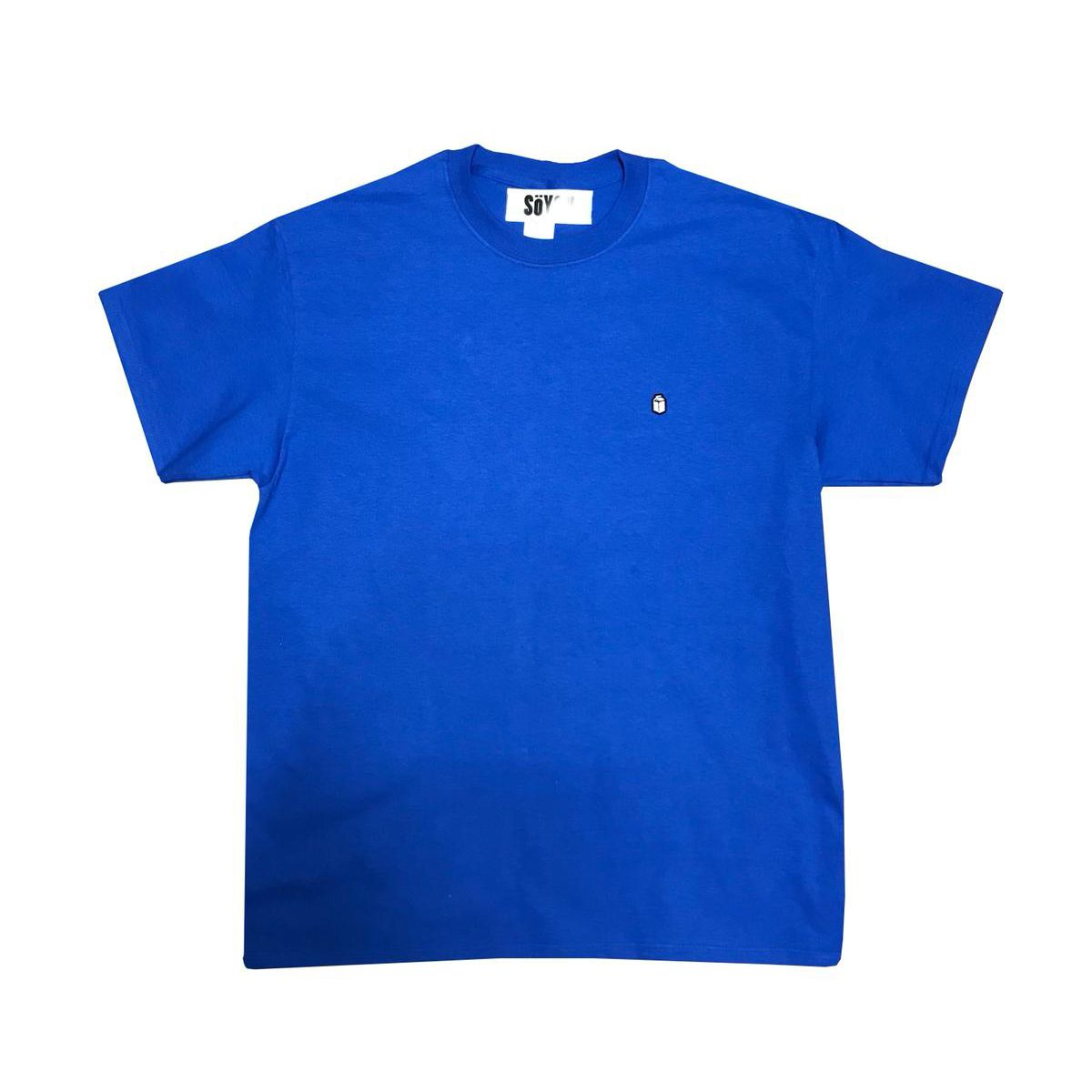 SoYou Clothing Basics T-Shirt in Azzuro Blue