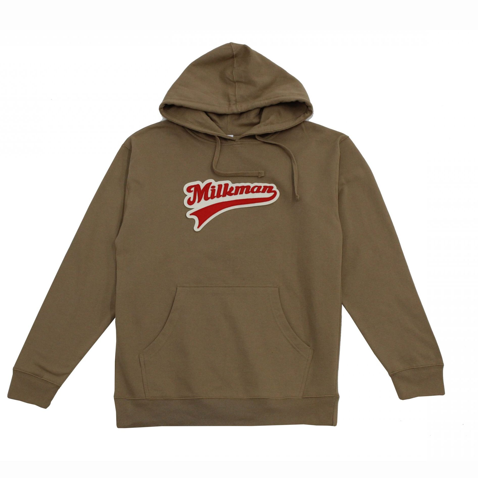 SoYou Clothing Ball Park Hoodie in Brown