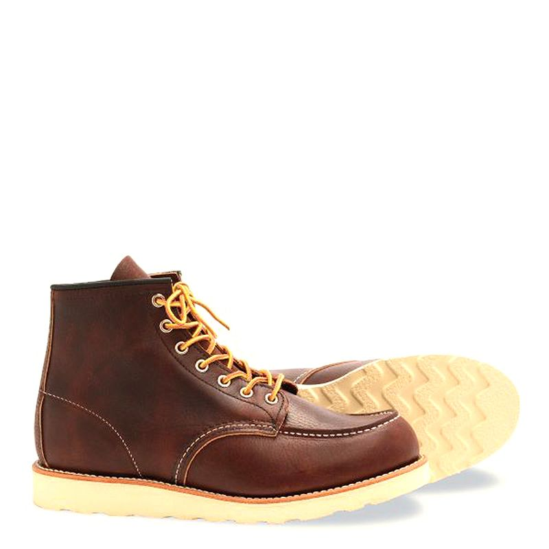 Red Wing Classic Moc Men's 6-Inch Boot in Briar