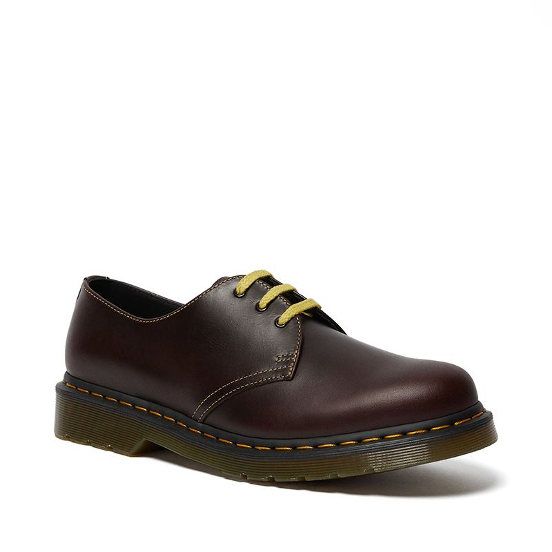 Dr. Martens 1461 Atlas Leather Oxford Shoes in Oxblood