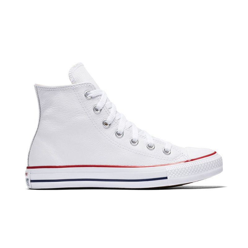 Converse Chuck Taylor All Star Leather High Top in White