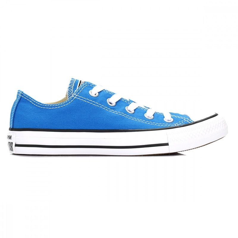 Converse Chuck Taylor Ox Cyan Space in Blue