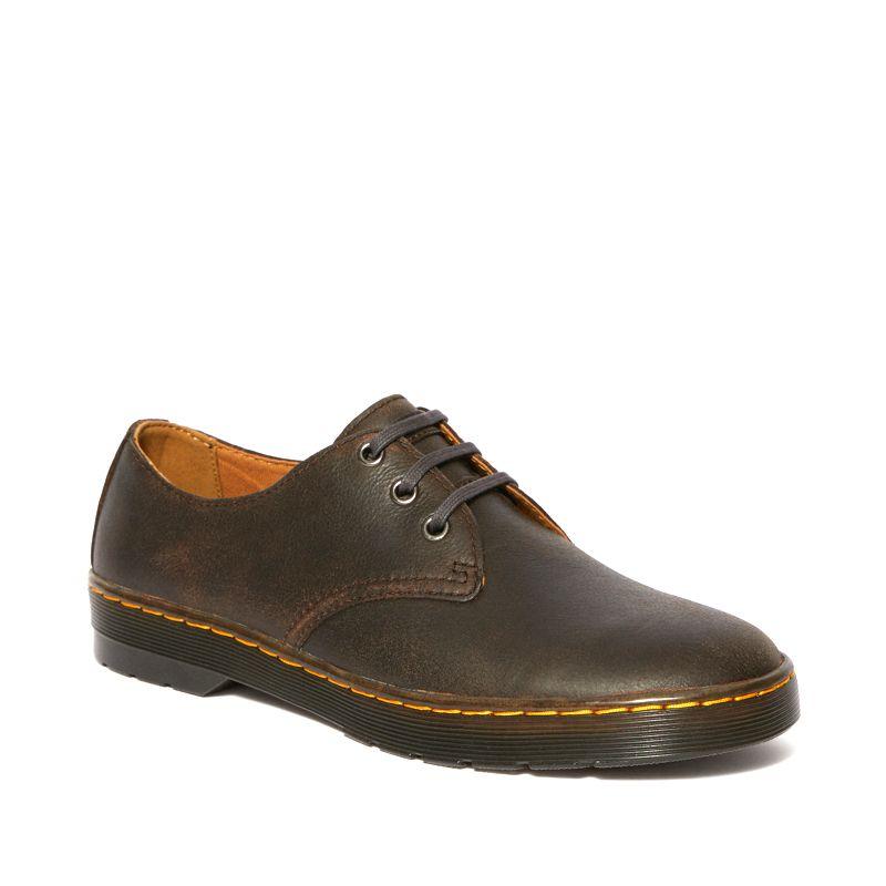 Dr. Martens Coronado chaussures hommes décontractées en cuir Hana