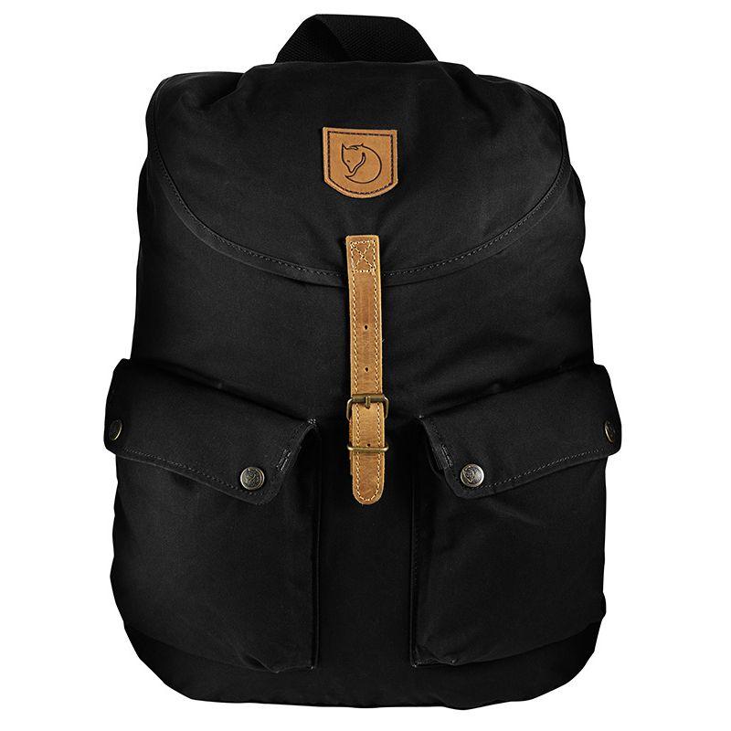 Fjällräven Greenland Backpack Large in Black