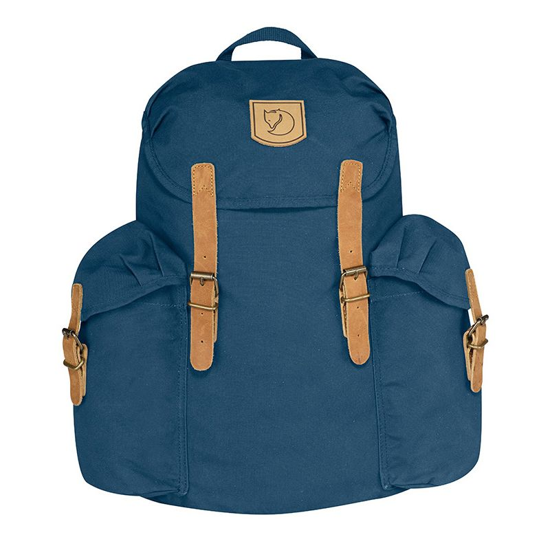 Fjällräven Övik Backpack 15 in Uncle Blue