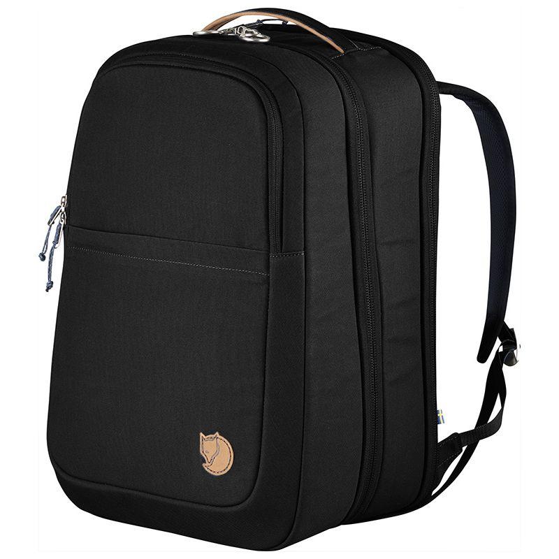 Fjällräven Travel Pack in Black
