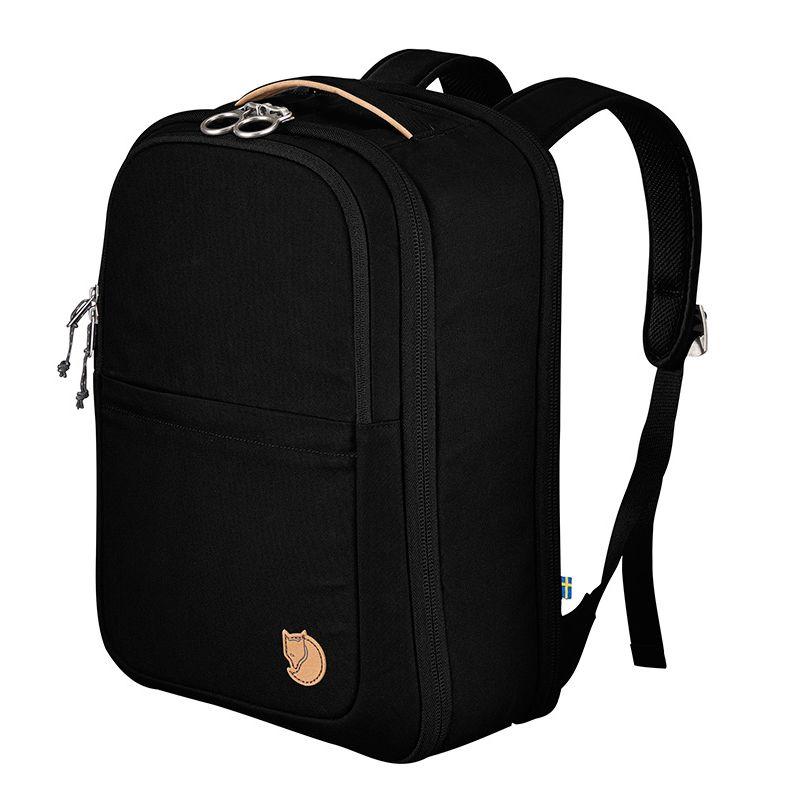 Fjällräven Travel Pack Small in Black