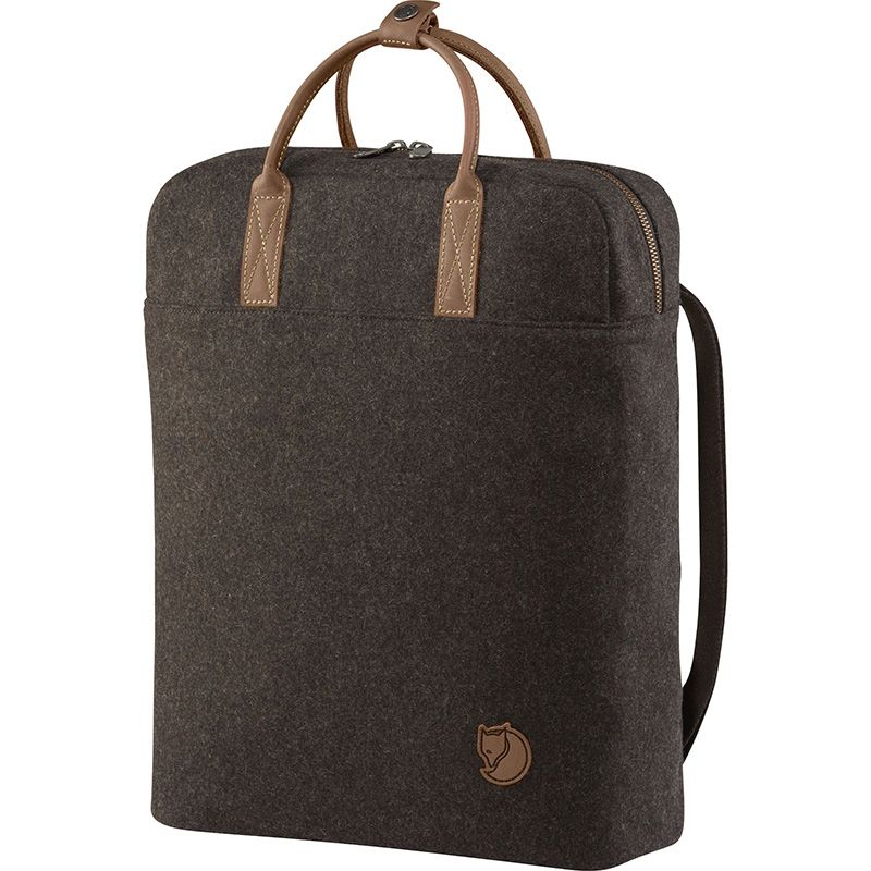 Fjällräven Norrvåge Briefpack in Brown