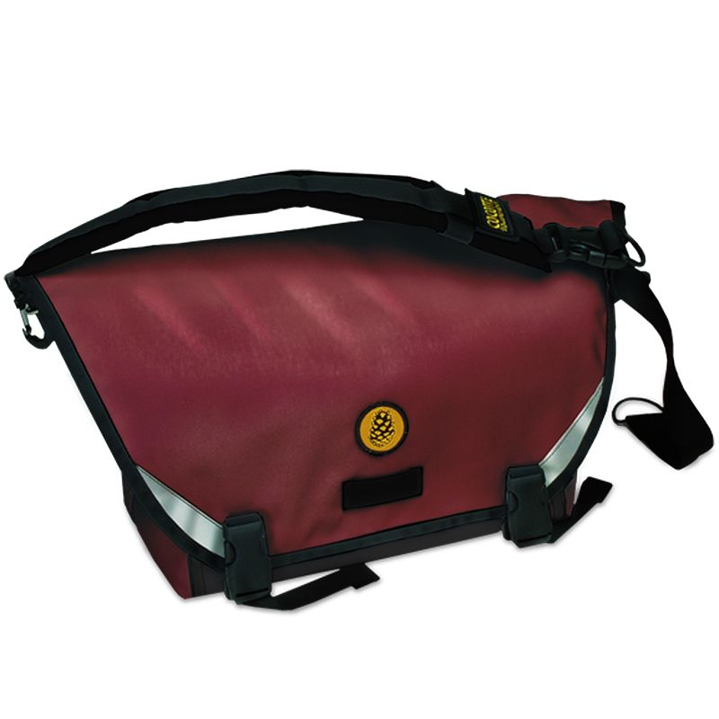 Cocotte Equipment Fred Compact Messenger in Wine