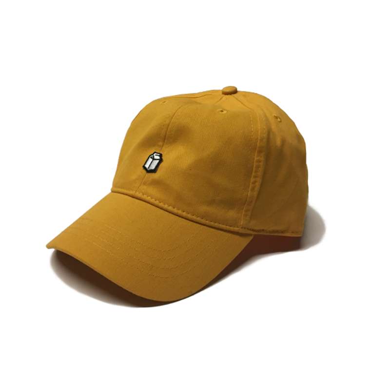 SoYou Clothing Step Dad Hat in Yellow