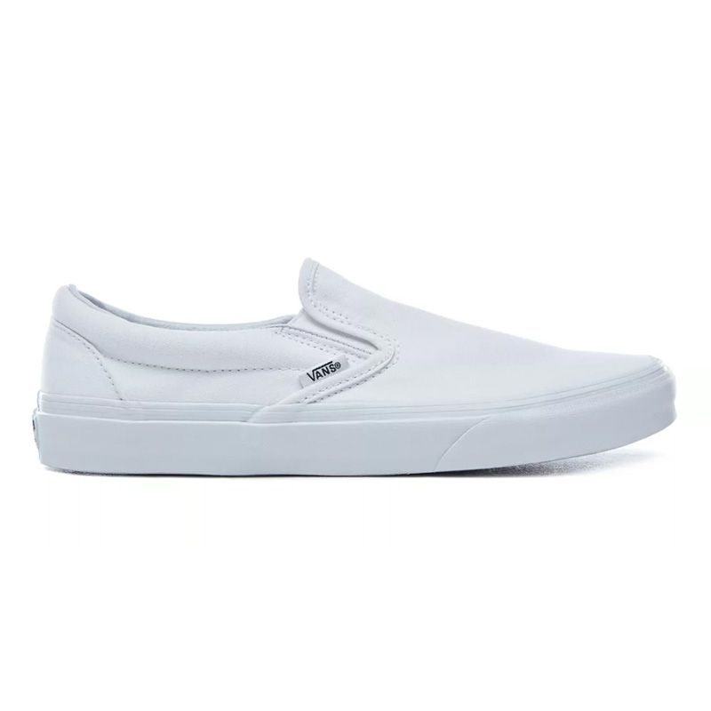 Vans Slip-On in True White