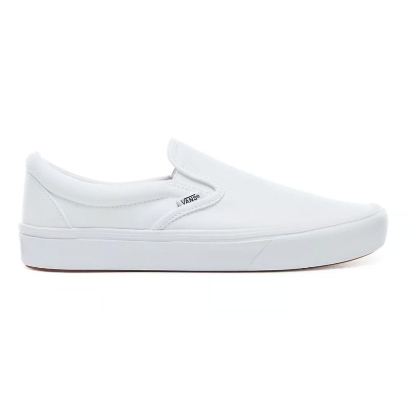 Vans ComfyCush Slip-On in True White