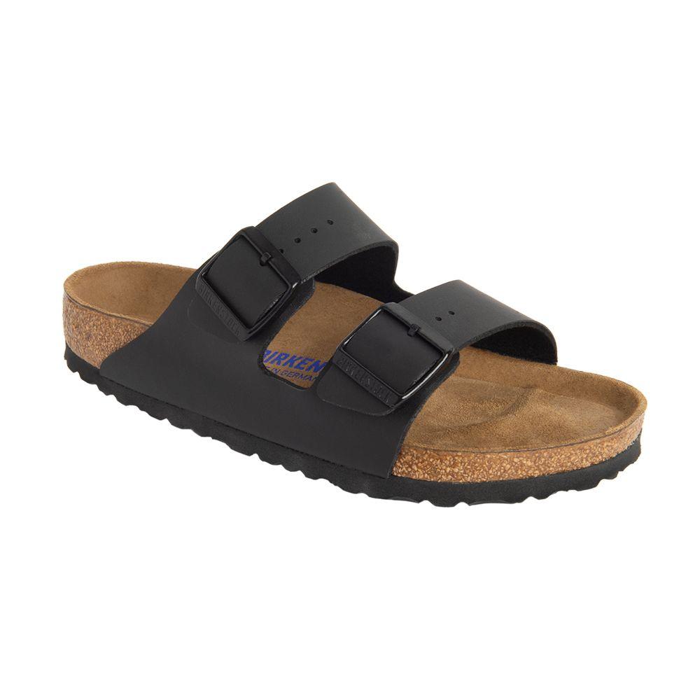 Arizona Soft Footbed Birko-Flor Regular in Black
