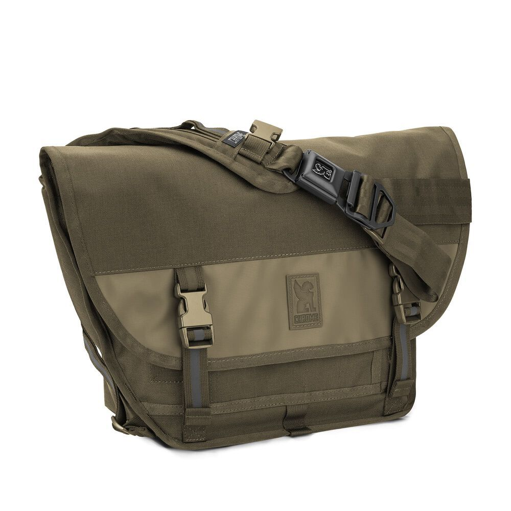 Chrome Industries Mini Metro Messenger Bag in Ranger Tonal