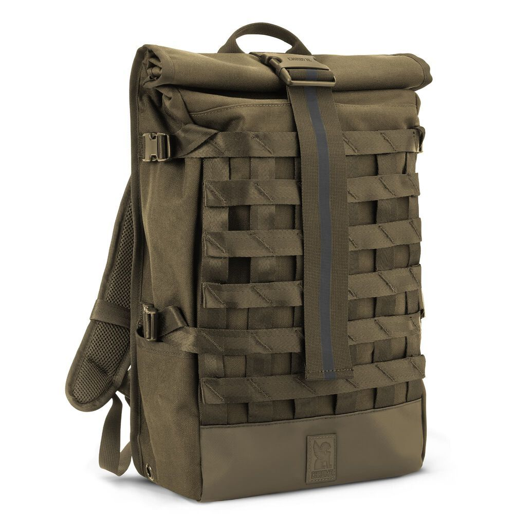 Chrome Industries Barrage Cargo Backpack in Ranger Tonal
