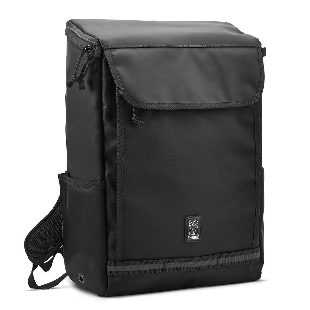 Chrome Industries Volcan Backpack in Black Tarp