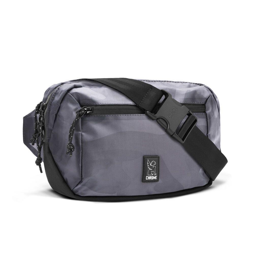 Chrome Industries Ziptop Waistpack in Clear Camo