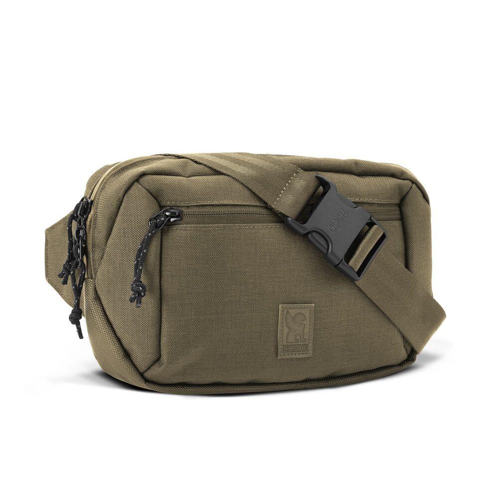Chrome Industries Ziptop Waistpack in Ranger Tonal