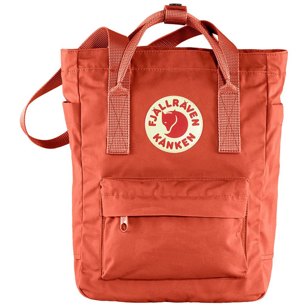 Fjällräven Kånken Totepack Mini in Rowan Red